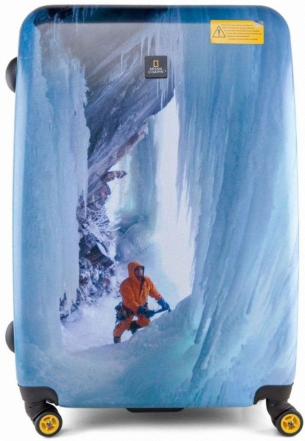 Чемодан National Geographic Glacier Climber 78 см