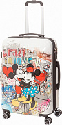 Детский чемодан Disney Sun Voyage Mickey Crazy in love 66 см