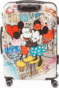 Детский чемодан Disney Sun Voyage Mickey Crazy in love 57 см